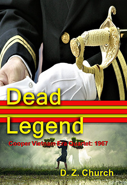 Dead Legend by D.Z. Church