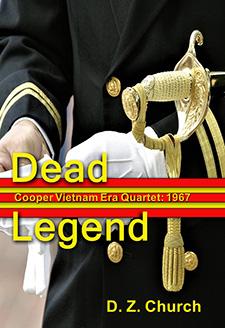 Dead Legend by D.Z. Church