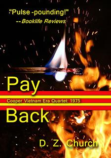 Pay Back by D.Z. Church