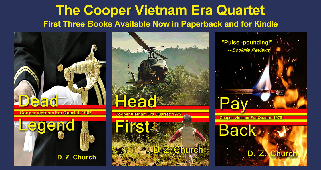 The Cooper Vietnam Era Quartet