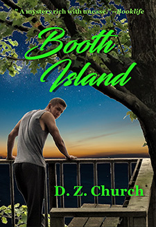 Booth Island by D.Z. Church